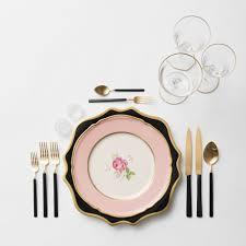 vintage china pink blush casa de perrin