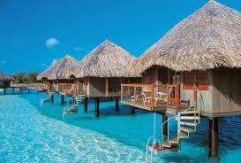 le meriden bora bora u2013 premium overwater bungalow elegant resorts