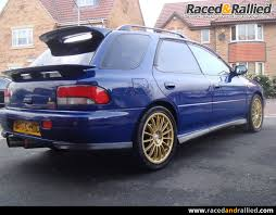 rally subaru wagon subaru impreza sti v3 wagon limited 120 555 performance