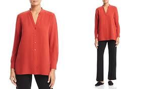 womens black blouse womens black tops bloomingdale s