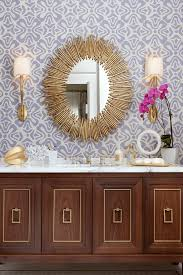 Gold Frame Bathroom Mirror 38 Bathroom Mirror Ideas To Reflect Your Style Freshome