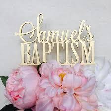 baptism cake toppers baptism cake topper cake topper personalised cake toppers baptism