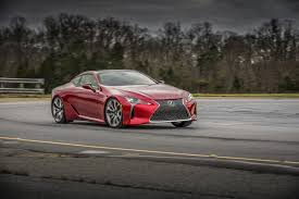 lexus high performance coupe lexus lc to get convertible hybrid and high performance variants