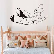 Stickers For Kids Room Compare Prices On Airplane Stickers For Kids Online Shopping Buy