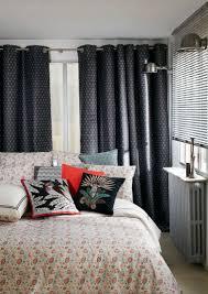 rideaux pour chambre chambre idée rideaux ambiance salle de bain carrelage idee rideaux
