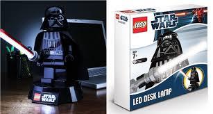 Lego Darth Vader Led Desk Lamp Lámpara Lego Star Wars Darth Vader Sable Láser Led Lampara Endorshop