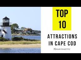 Best Shopping In Cape Cod - top 10 best tourist attractions in cape cod massachusetts youtube