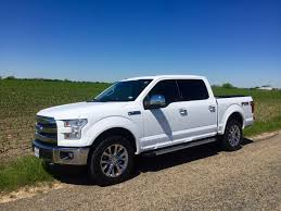 Ford F150 Truck Rims - looking for aftermarket tires on the 20