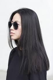 how to cut hair straight across in back blunt long haircuts why it39s time to bring back the blunt cut vogue