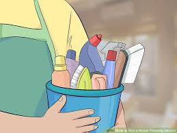 house cleaning images how to hire a house cleaning service with pictures wikihow