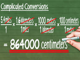 metre to square feet how to convert miles to kilometers 9 steps with pictures
