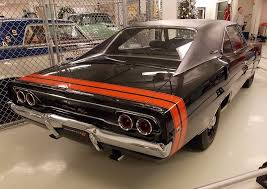 2014 Dodge Charger Tail Lights Museum Classic 1968 Dodge Charger R T U2013the Most Beautiful Car Of