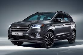 new 2017 ford kuga facelift full pricing and specs revealed