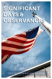 Flag Day Images Significant Days And Observances For The Military