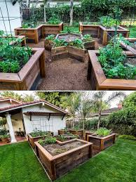 Backyard Raised Garden Ideas Fantastic Raised Garden Bed Ideas Tutorials Shapes Gardens