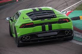 Lamborghini Huracan Back - lamborghini huracán to get three after sales kits cartavern com