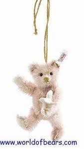 steiff 653643 rupert ornament ornaments