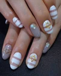 japanese wedding 3d nail art set with flowers pearls by blingup