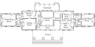 small mansion floor plans the digital montpelier project