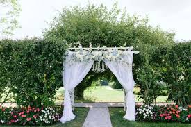 wedding arches using tulle tulle decorations for the wedding windowsofmemories
