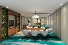 hotel interior decorators fourzone décor completes interior design for the retreat palm dubai