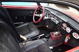 Karmann Ghia Interior Volkswagen Karmann Ghia