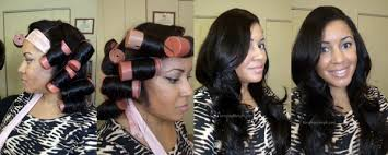 aleeping in petm rods perm rods on weave tutorial longing 4 length