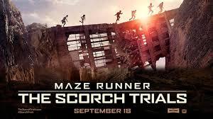Maze Runner Maze Runner The Scorch Trials The Running Strikes Back