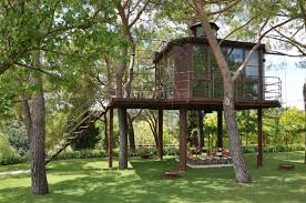 three house the refuge the best tree houses in italy the salad