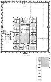 ground plan gertrude bell amurath to amurath p 149 ukheidir ground plan