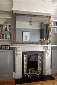 Large Living Room Mirror by Best 25 Mantle Mirror Ideas On Pinterest Fireplace Mirror