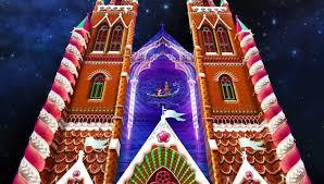 christmas 101 xmas lights at st mary u0027s cathedral