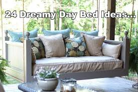 Daybed Porch Swing 24 Dreamy Day Bed Ideas All These Ideas For The Back Porch