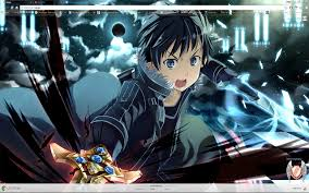 theme google chrome sword art online sword art online 18 1366x768 chrome web store