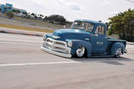Classic Chevy Custom Trucks - 1954 chevy 3100 betty