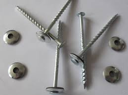 galvanized roofing nails for construction and building