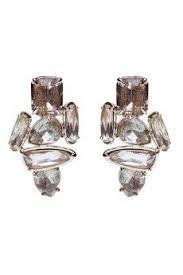 clip on earrings accessorize green earrings by jean louis blin accessorize