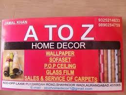 a to z home decor interior designing aurangabad google