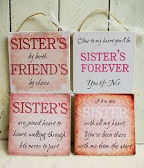 details about handmade plaque sign gift present sister sayings