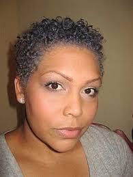 How To Wear Short Natural Gray Hair For Black Women | pin by r c oliver on beautiful black people with platinum hair