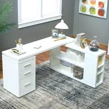 White L Shaped Desks White L Shaped Desk L Shaped Desk With Bookshelves White White L