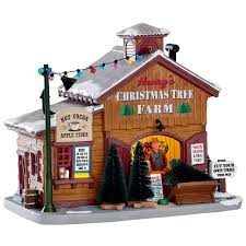 henry u0027s christmas tree farm christmas village pinterest