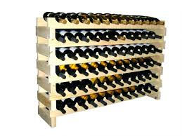 free woodworking plans there are vertical wall wine rack and