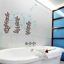 ideas for bathroom wall decor bathroom wall decals relax refresh renew bathroom wall decal by