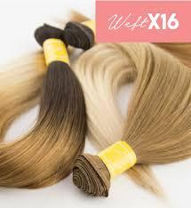weft hair extensions 16 inch weft hair extensions weftx16 bellis hair extensions