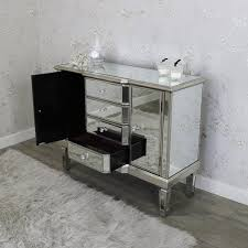 mirrored classique range large sideboard melody maison