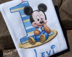 baby mickey mouse 1st birthday baby mickey first
