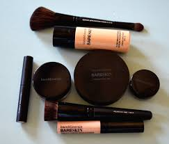 grwm and review bare minerals bareskin breakthrough 8 piece