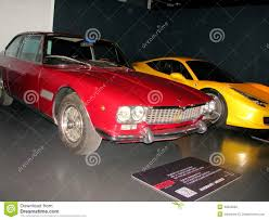 maserati museum national automobile museum in turin editorial photography image
