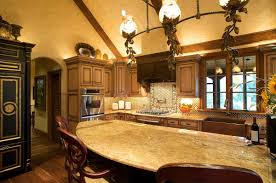 granite countertop kitchen world cabinets backsplash houzz